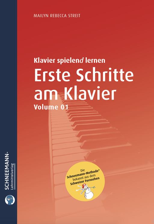 Erste Schritte am Klavier 1 - 3