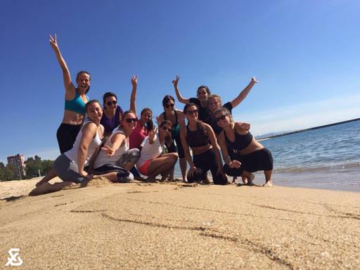 Morning Fitness Barcelona MO&MACE