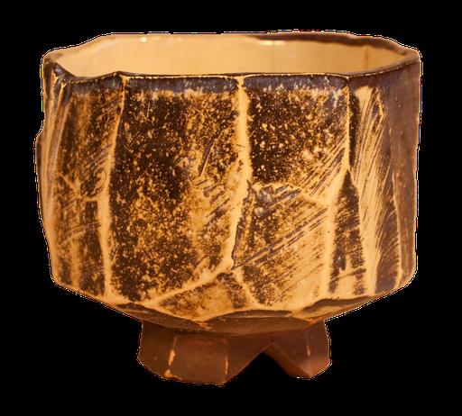 Paul Fryman. Tea bowl. Частная коллекция (Ukraine)