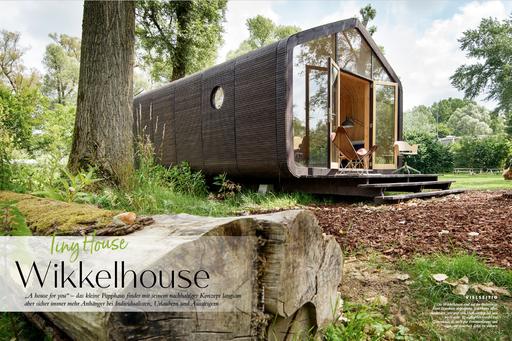 My GREEN Home, Tiny House, Minimalismus