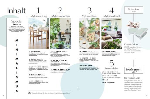 My GREEN Home, Minimalismus, Greenlifestyle, Nachhaltigkeit, Umweltschonend, Ökologisch, Biologisch