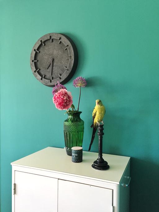 Saisonale Dekoration Papagei Vogel