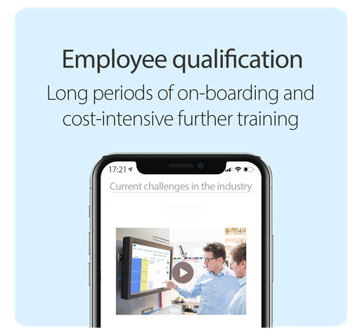 Solution employee qualification