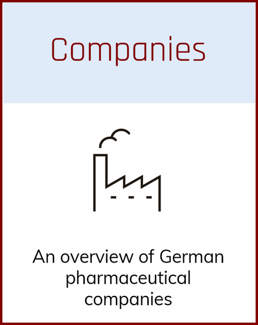 List of German Pharmaceutical Companies