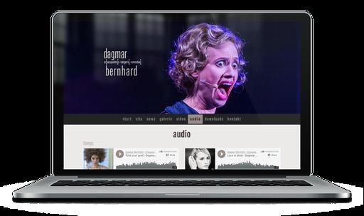 Dagmar Bernhard – Schauspielerin · Sängerin · Comedian