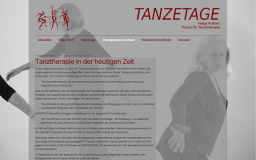 Tanzetage, Wuppertal
