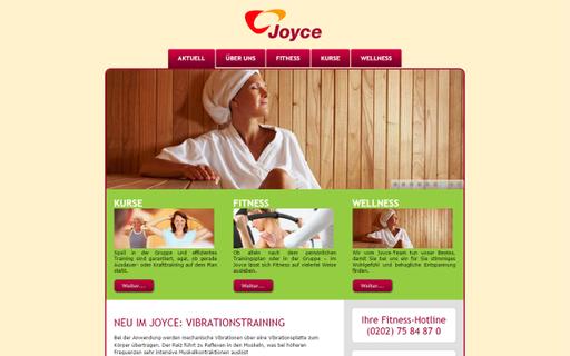 Joyce Fitness, Wuppertal
