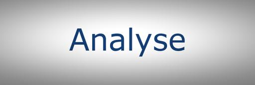 Wir führen technologische und wirtschaftliche Analysen durch, mit den primären Zielen der Prozessverbesserung und Kostenreduzierung