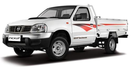 Nissan Pickup - prod Egypte