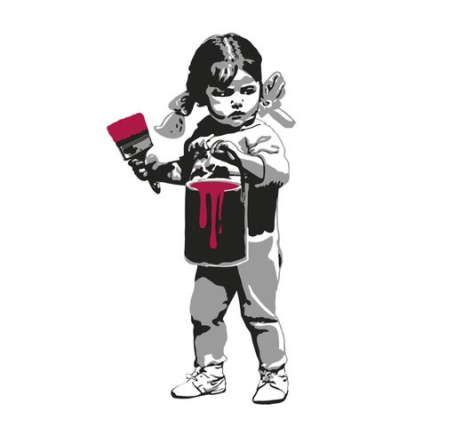 Illustration für Eigenwerbung