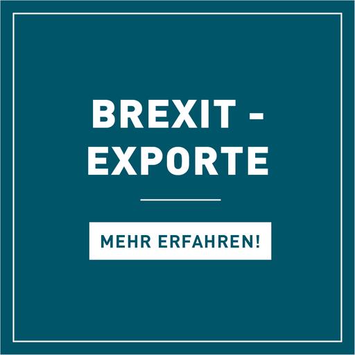 Brexit - Exporte von EU nach UK