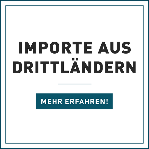 Importe aus Drittländern