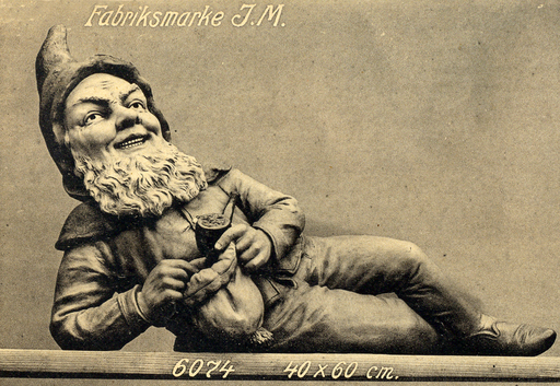 Maresch HGnome No 6074 - 40 x 60 cm