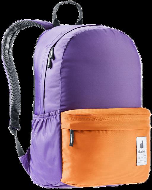 Infinity Backpack violet-mandarine
