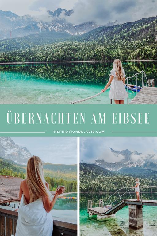 Ihr möchtet ein Wochenende am Eibsee verbringen? Hier erfahrt ihr alles über das Eibsee Hotel, Übernachtungen, Anfahrt mit dem Auto und Eibsee Wanderung. Außerdem findet ihr die besten Instagram Spots und Foto Spots am Eibsee in Grainau bei Garmisch-Parte