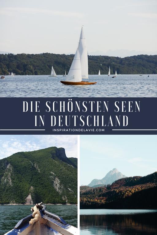 Die schönsten Seen in Deutschland? Die stelle ich dir in meinem Blogbeitrag zusammen. Ob große Seen zum Schwimmen, geheime Badeseen in Baden-Württemberg und Bayern oder traumhafte Bergseen. Auf meinem Blog findest du die besten Tipps für einen Ausflug zum