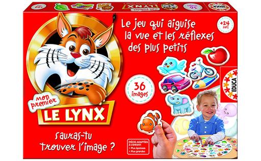 """Mon premier """"Le lynx"""""""