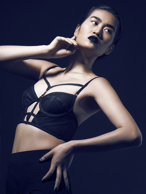 Photographer: Grayson Lauffenburger   Model: Trang Dagnieszka