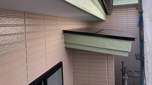 外壁塗装 付帯廻り