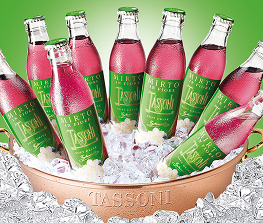 Tassoni Natural Myrtle Soda