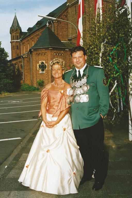 S.M. Dirk Tenberken & Königin Petra  2005/2006