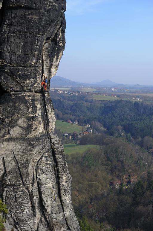 Rathen, Hinterer Gansfels, Arymundweg, VIIa