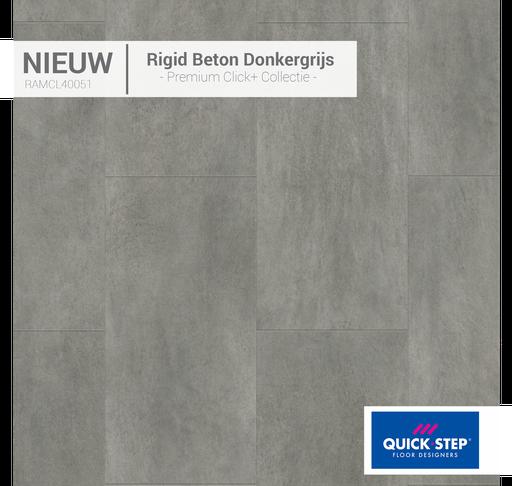 40051 Rigid Beton Donkergrijs