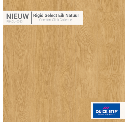 Rigid Select Eik Natuur 40033