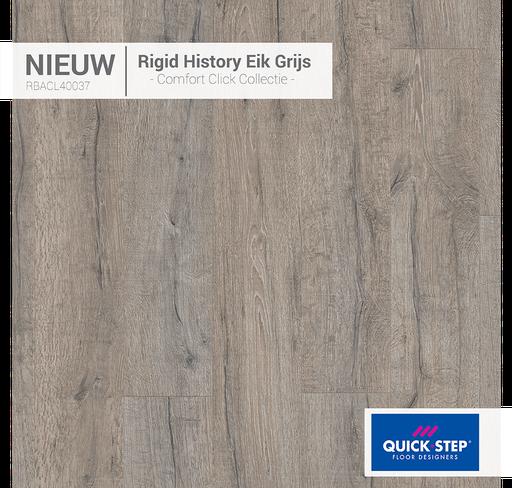 Rigid History Eik Grijs 40037