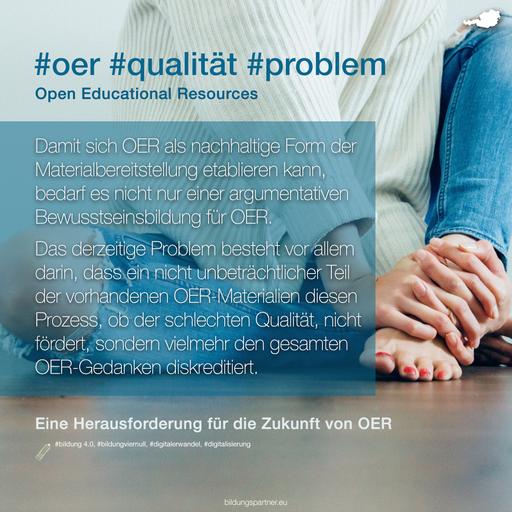OER-Qualität- Bildungspartner Österreich