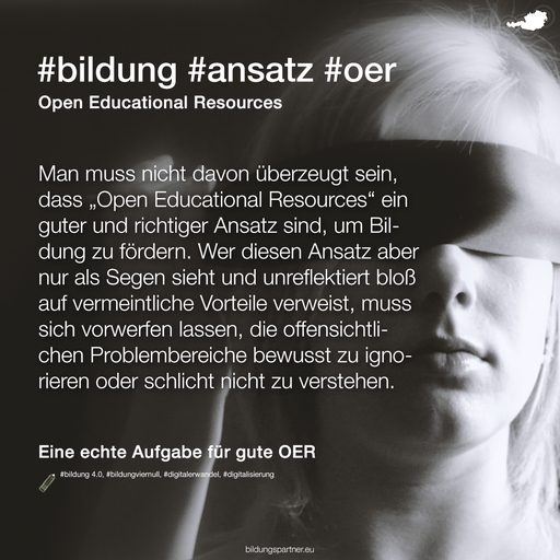 OER-Ansatz- Bildungspartner Österreich
