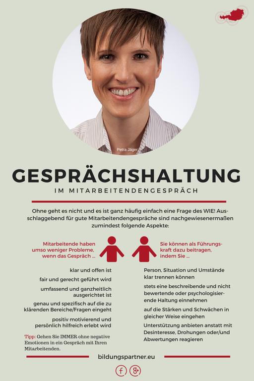 Gesprächsführung Bildungspartner- Bildungspartner Österreich