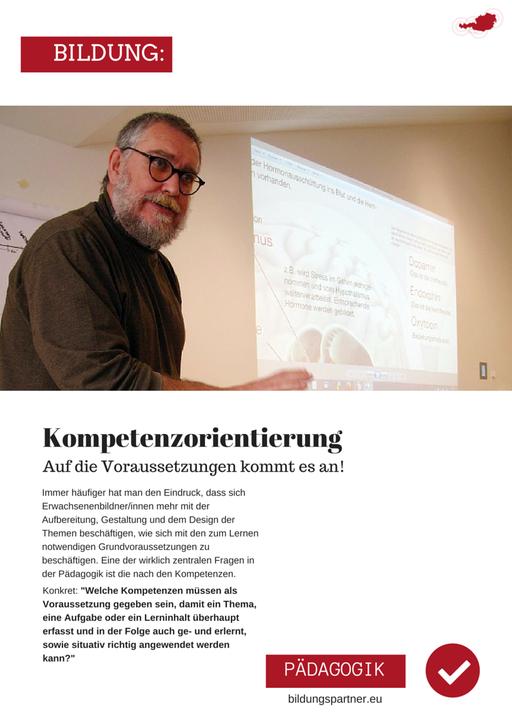 Bildungspartner Kompetenzorientierung- Bildungspartner Österreich