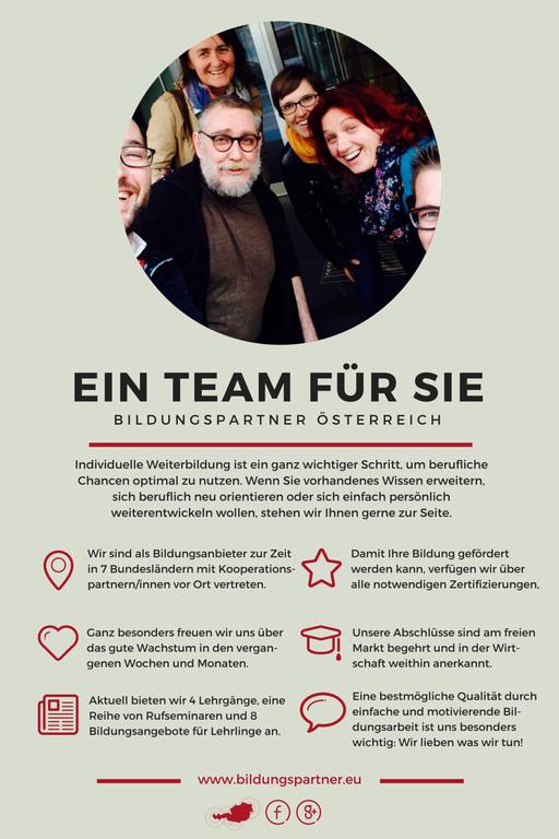 Bildungspartner Österreich- Bildungspartner Österreich