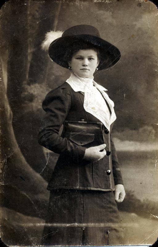 Maria Katterwe, geb. Wagner
