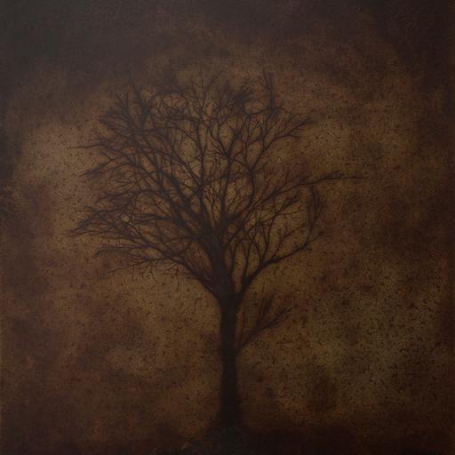 夜の木 A tree of the night