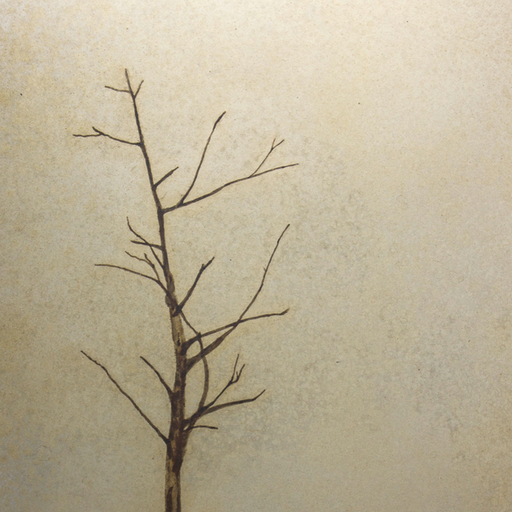 忘れられた木 Forgotten tree
