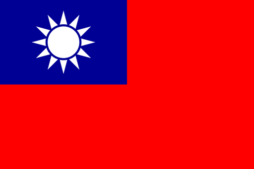 Old Chinese Republic flag