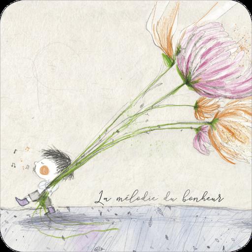 Carte postale illustrée par Francesca Quatraro