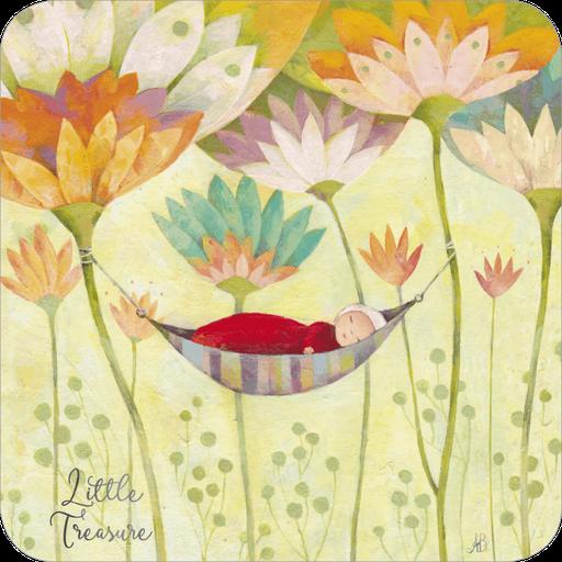 Carte postale illustrée par Aurélie BLANZ