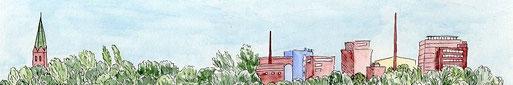 Elmshorn -Naturschutz als Aufgabe in einer städtischen Region