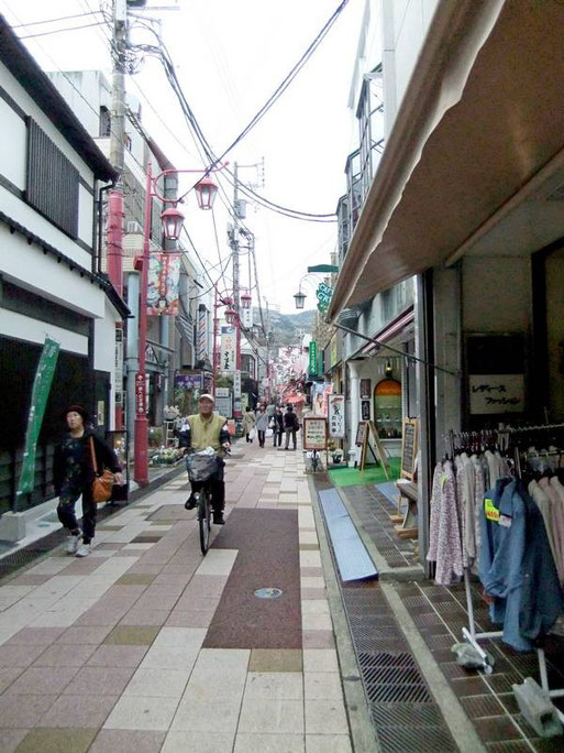 Itō - ruelles commerçantes
