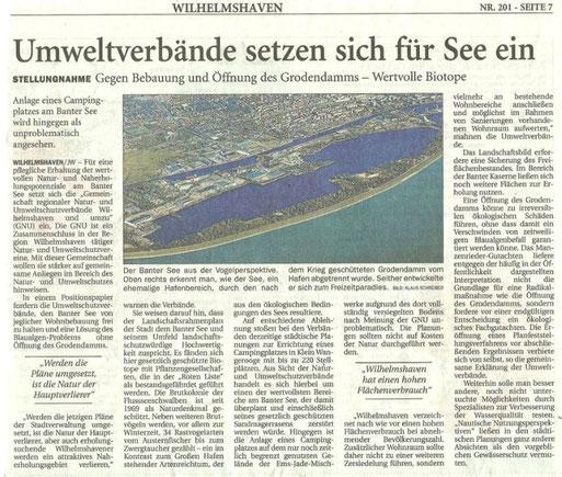 Jeversches Wochenblatt v. 29.8.2014