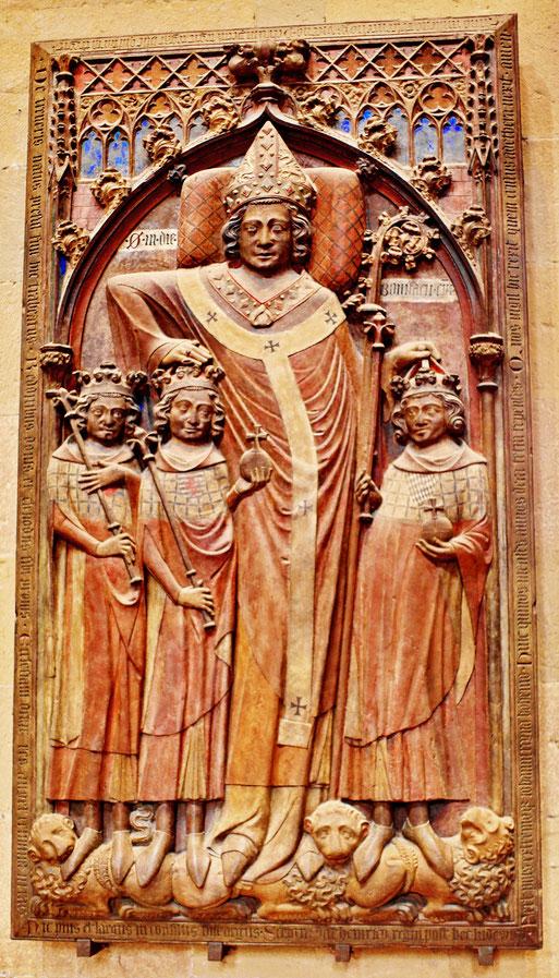 Erzbischof Peter von Aspelt