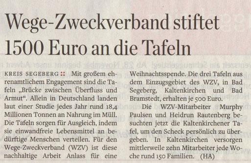 Hamburger Abendblatt 29.11.2017