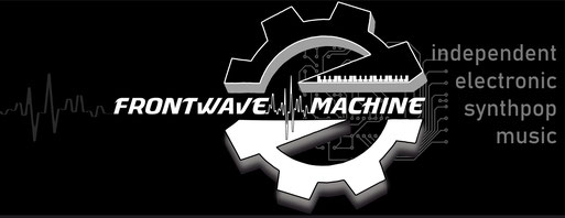 Frontwave Machine - electronic independent synthpop industrial wave music - powered by qp0 records