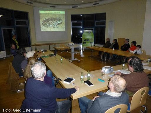 Amphibienvortrag von Dr. Birgit Blosat