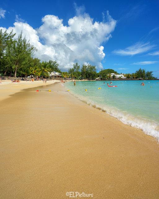 Perybere Public Beach Mauritius