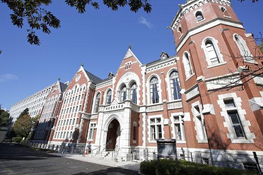 慶応義塾図書館旧館