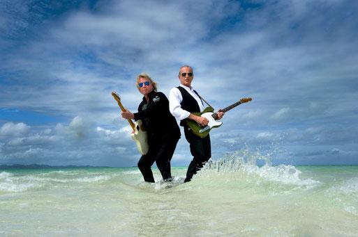 STATUS QUO: sind heuer man ozeanisch unterwegs...
